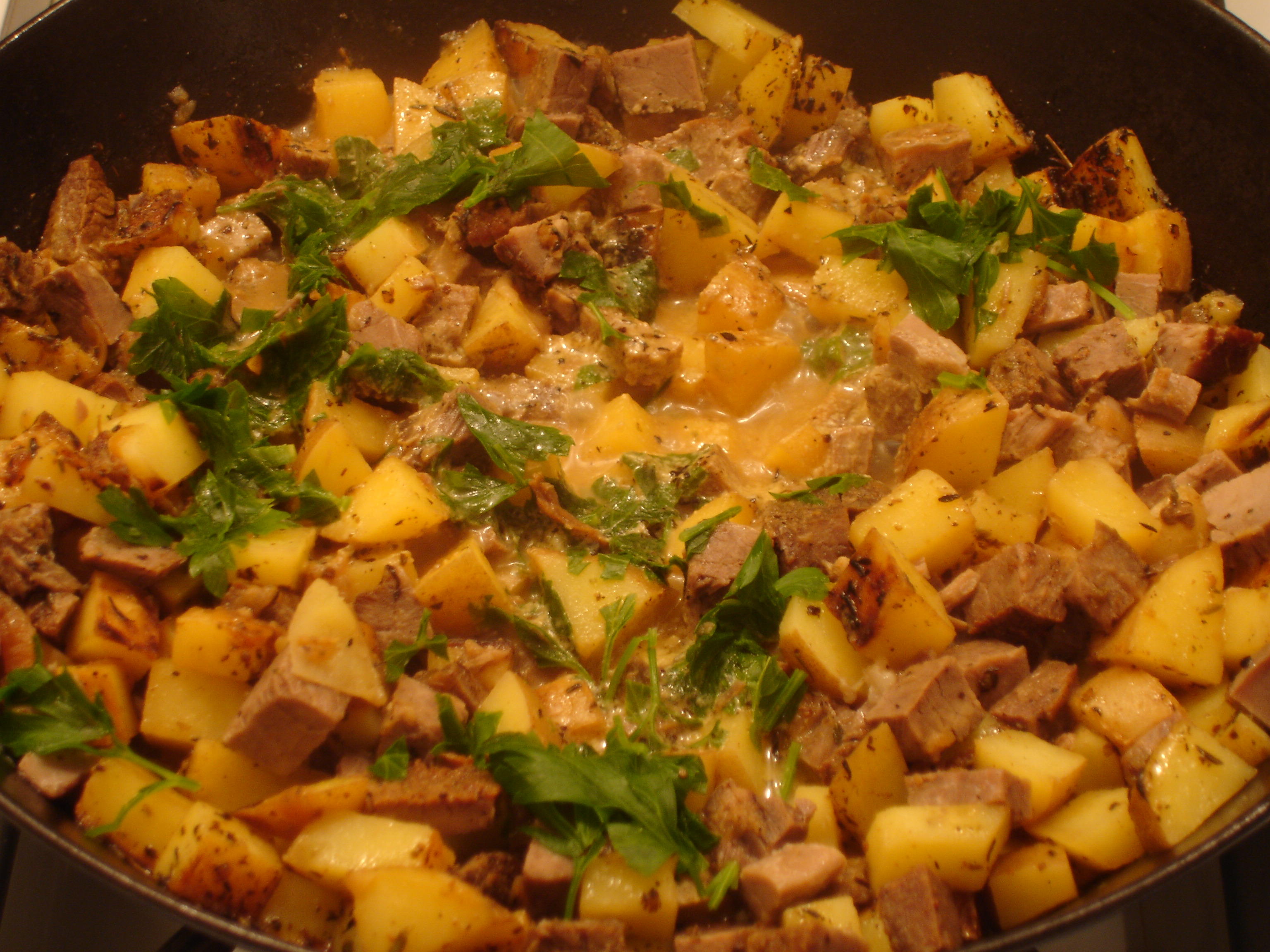 Traditional Roast Beef Hash Recipe — Dishmaps