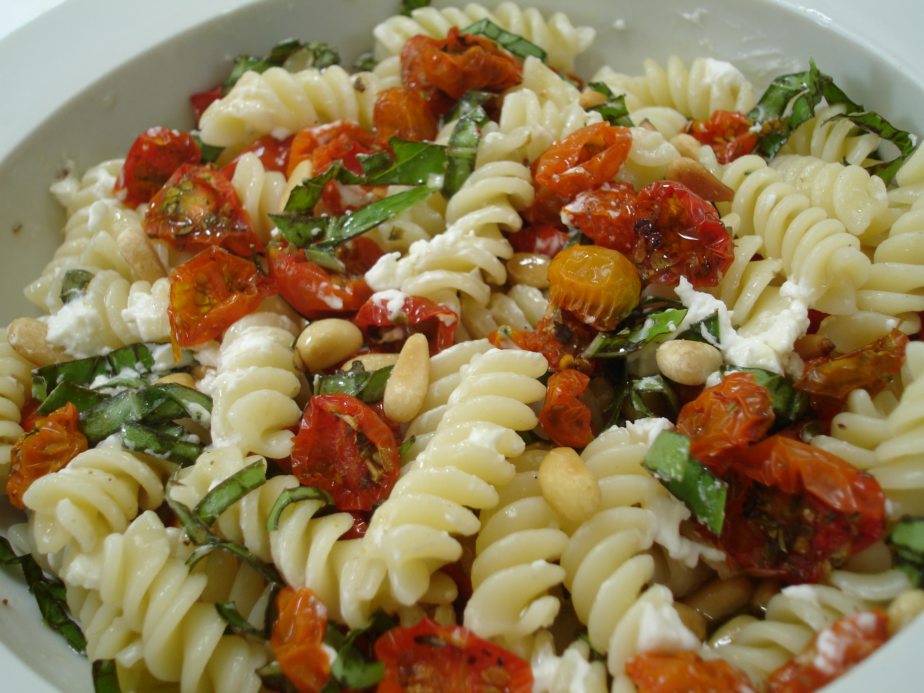Simple Summer Pasta Salads |