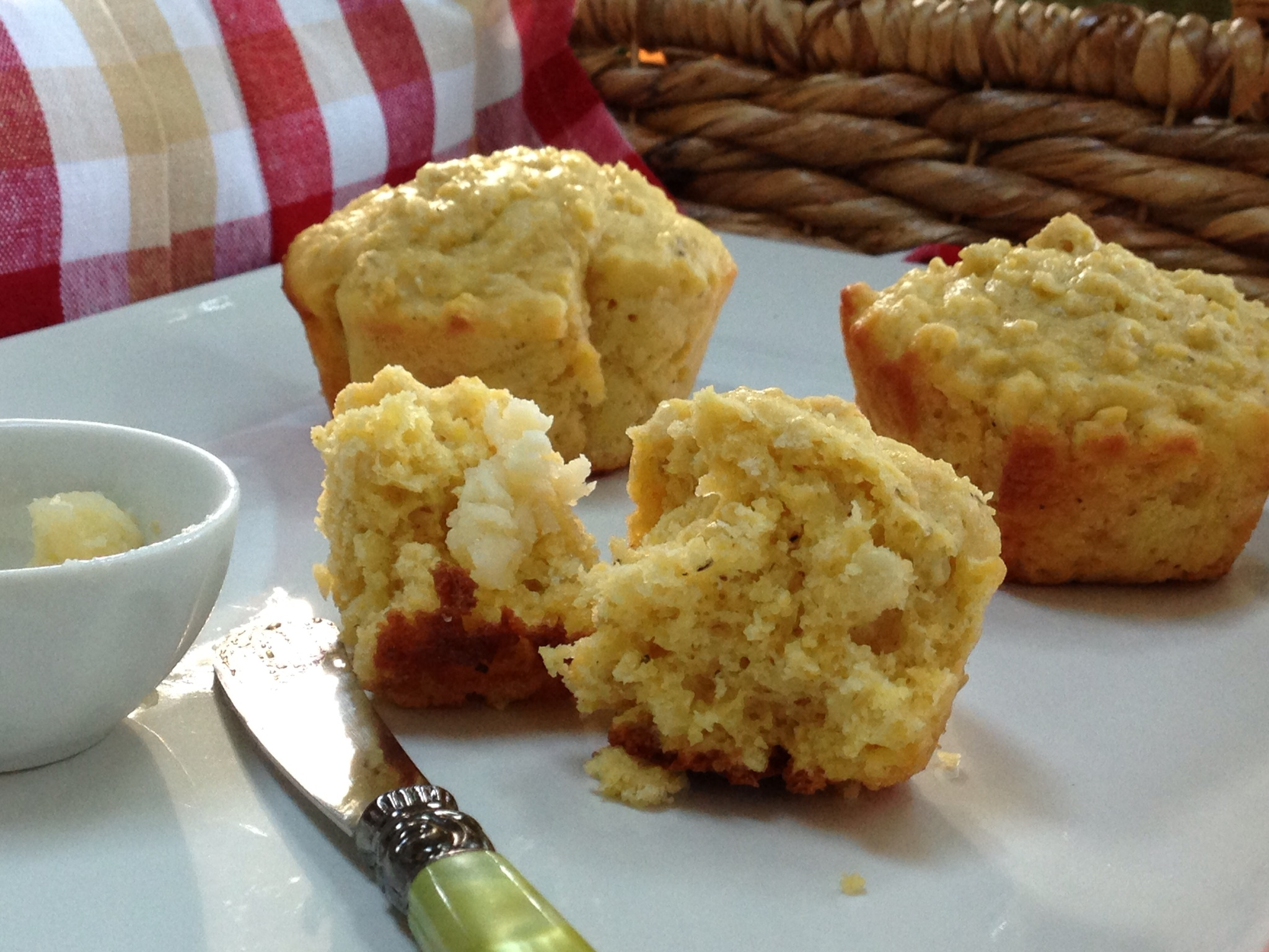 Old Bay Corn Muffins Recipe — Dishmaps